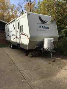 2005 Holiday Trailer by Jayco 28 foot Eagle- Why Wait!