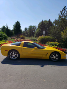 2003  50th Anniversary Chevrolet Corvette Coupe