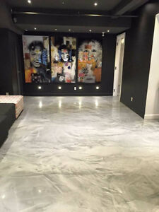 Epoxy Flooring Starting at $3 /sqr ft **Show Room Floors** Peterborough Peterborough Area image 6