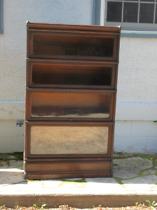 Antique Stacking Bookcase -100% Original