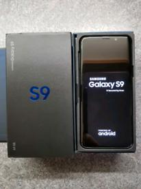 Samsung Galaxy S9 Black 64gb Unlocked EXCELLENT Condition