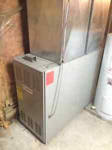 2 Oil Furnaces and Oil Tanks For Sale Kawartha Lakes Peterborough Area image 1