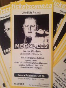 Merkules W/ Guests - Tuesday May 9th