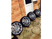 BMW M3 Alloy Wheels