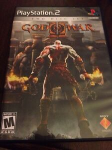 God of War 2 for PS2