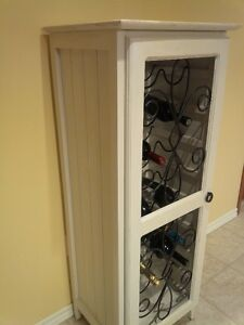 Wine Cabinet/Shelving Unit Kitchener / Waterloo Kitchener Area image 8