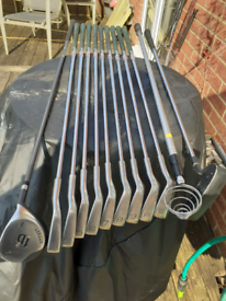 Full set of irons