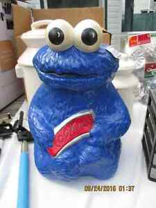 Cookie Monster Bank