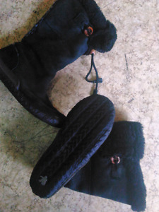 Cushe Cabin Fever Boots Womens Size 8