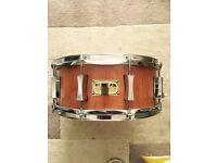 Pork Pie Cherry 14x5.5 snare drum