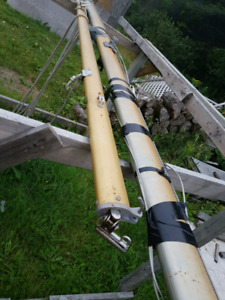 Sail boat equipment