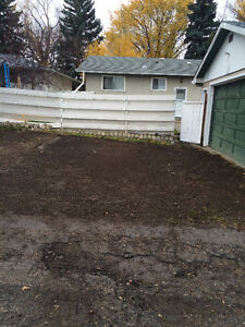 Skid Steer / Bob Cat Services-landscaping,snow, windrows Edmonton Edmonton Area image 8