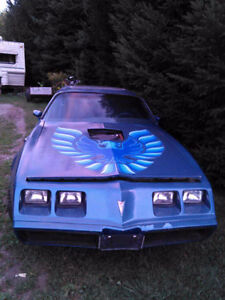 1980 Pontiac Trans Am Coupe (2 door)
