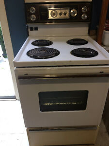Stove for sale and Fridge