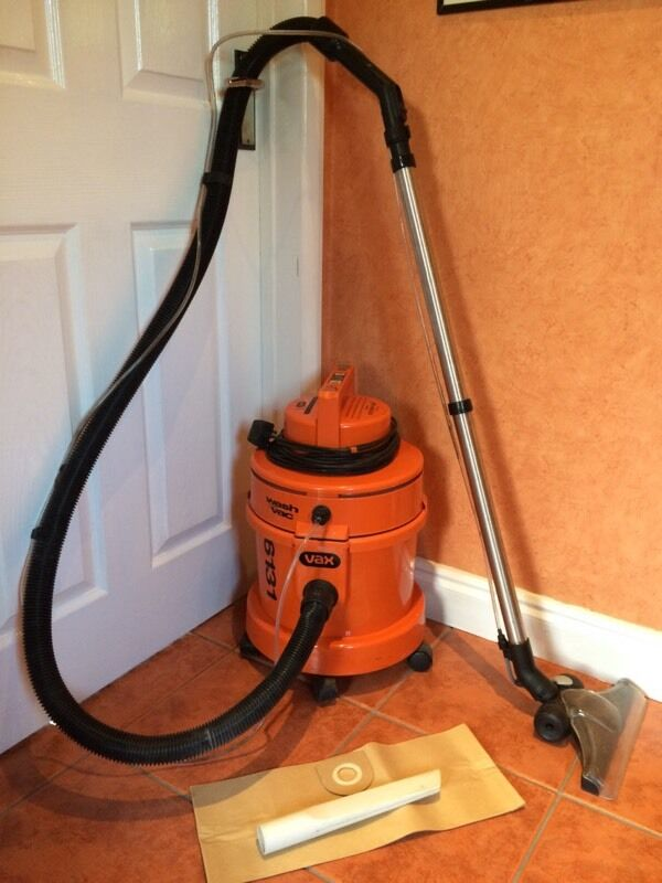 Vax Carpet Washer Wet Amp Dry Vacuum Cleaner Hoover