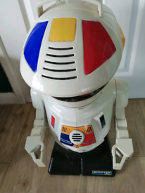 Retro robot scooter 2000 with remote