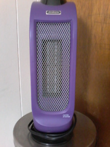Two Portable Heaters