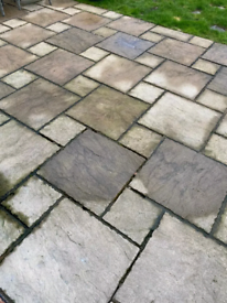 Over 30 square meter of sandstone for sale