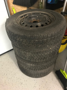 Toyo Open Country G-02 plus  215/75R16