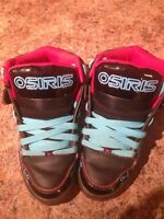 Osiris shoes size 7 mint