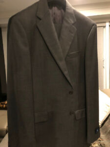 Joseph Abboud Suit, 44T - Brand new, never worn, never tailored