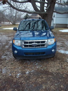 2009 Ford Escape XLT SUV, Crossover REDUCED PRICE