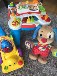 Leapfrog learning toy lot - excellent condition