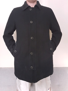 Men's Peacoat Jacket