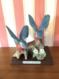 Kingfisher ornament