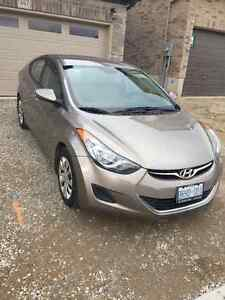 2013 Hyundai Elantra GL Sedan Kitchener / Waterloo Kitchener Area image 6