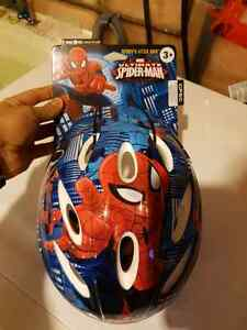 Bell Ultimate Spider-Man Kids Bicycle Helmet