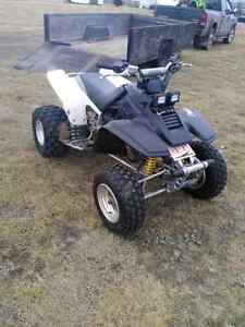 Yamaha Warrior YFM350