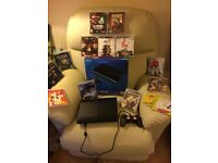 PS3 & 14 GAMES BUNDLE-AS NEW-MUST SEE BARGAIN!!!