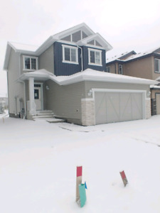 Brand New Home Backing Onto Park Close To School!!