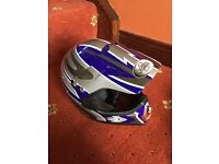 Motocross / Quad helmet (small)