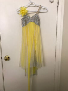Dance Costumes, Tights & and Misc Items