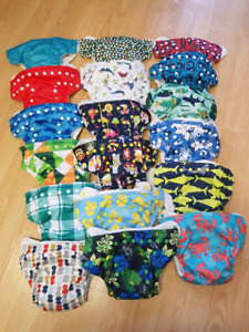 Cloth Diaper Lot - Everything you need to start!