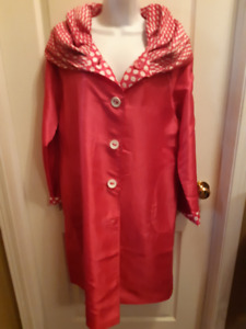 """You Will Stand Apart in the Crowd...With this BNWT, """"UBU"""" Coat"""