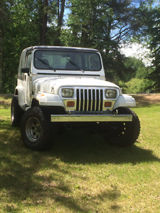 1993 Jeep Other  YJ Convertible