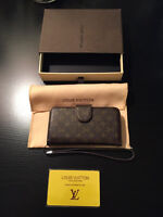LOUIS VUITTON I PHONE 5, 5s, and 5c FOLIO CASE