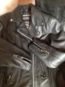 Motorcycle Jacket, Chaps, and Gloves London Ontario image 1