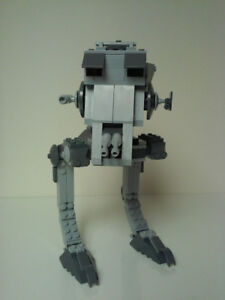 LEGO Star Wars 7657 AT-ST, complete