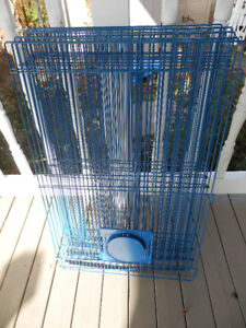 PET EXERCISE PEN AND KENNELS