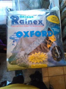 OXFORD RAINEX MOTORCYCLE COVER SILVER S BRAND NEW