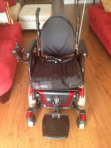 Selling our Quantum Electric Wheelchair