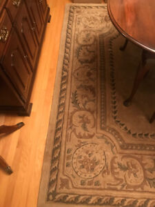 3 Large Area Rugs for $1000