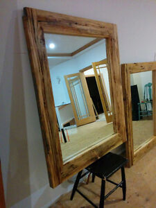 Reclaimed Pine Mirrors
