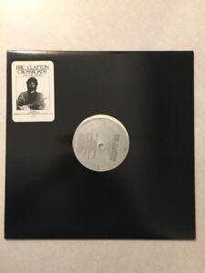 "Eric Clapton ""CROSSROADS "" 4-Track Promo 12"" Sampler (33.3 RPM)"