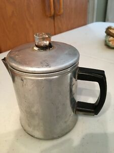 FOR SALE:  non-electric Coffee Perculator(Osgoode villiage)