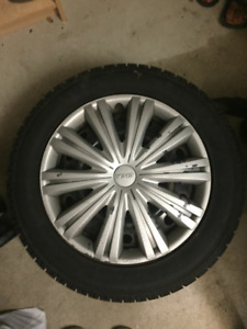 Winter tires for sale Toyo 205/55 R16